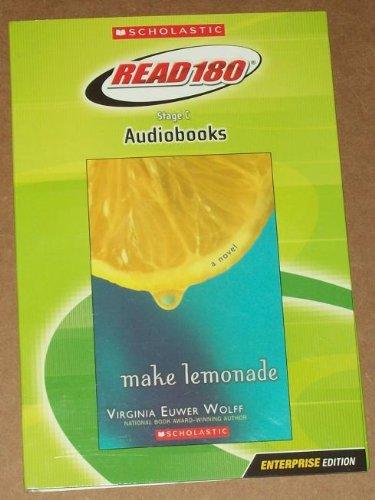 9780439732499: Scholastic, Read 180: Make Lemonade (Audiobook) Stage C ( 5 CD pack)