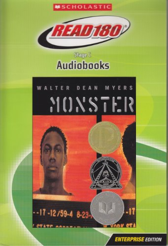 9780439734226: Monster (Read 180 Stage C Audiobooks)