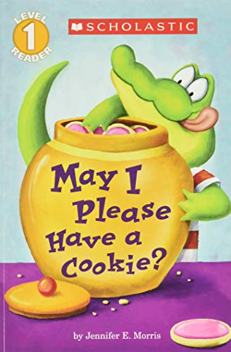 9780439738194: May I Please Have a Cookie? (Scholastic Reader Level 1)