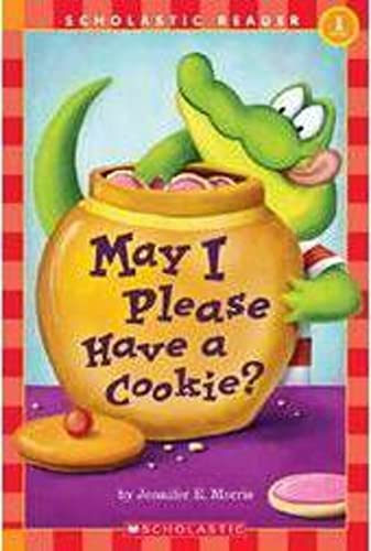 9780439738194: May I Please Have a Cookie? (Scholastic Readers, Level 1)
