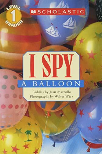 9780439738644: I Spy: A Balloon