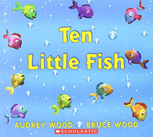 9780439738705: Ten Little Fish
