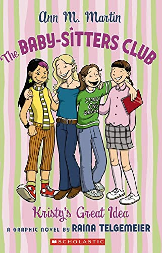 9780439739337: Kristy's Great Idea (Baby-Sitters Club (Graphic Novels))
