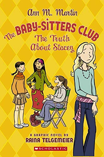 9780439739368: The Baby-Sitters Club: The Truth About Stacey