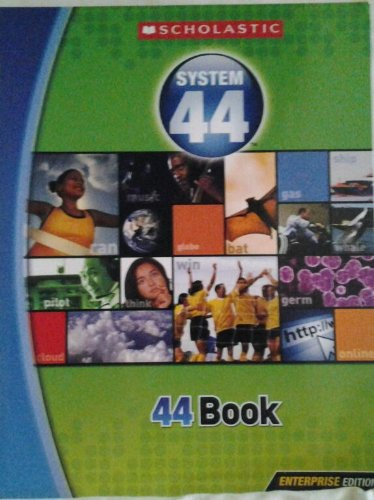 44 Book, Enterprise Edition, System 44 (System: Inc. Scholastic