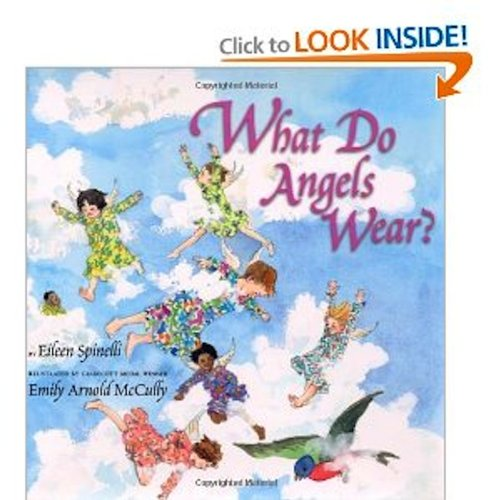 9780439742795: What Do Angels Wear?
