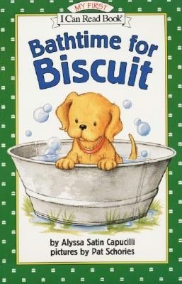 9780439744058: Bathtime for Biscuit (I CAN READ BOOK)