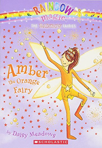 9780439744652: Amber: The Orange Fairy (Rainbow Magic: The Rainbow Fairies, No. 2)