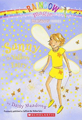 9780439744669: Sunny: The Yellow Fairy (Rainbow Magic: The Rainbow Fairies, No. 3)