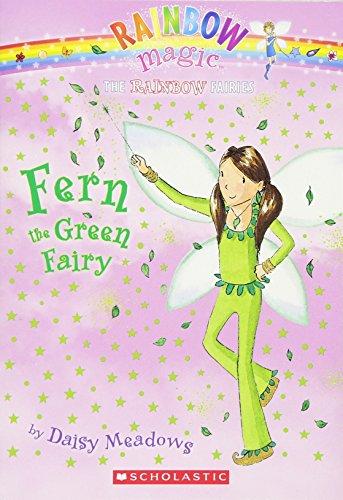 9780439744676: Fern: The Green Fairy (Rainbow Magic: The Rainbow Fairies, No. 4)