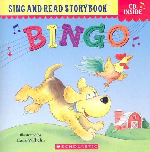 9780439745420: Sing And Read: B-i-n-g-o! (Sing and Read Storybook (Book & CD))