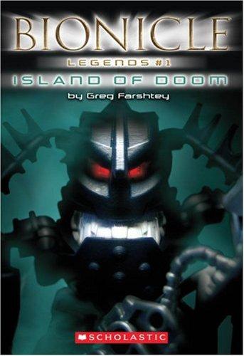 9780439745604: Island of Doom (Bionicle Legends)