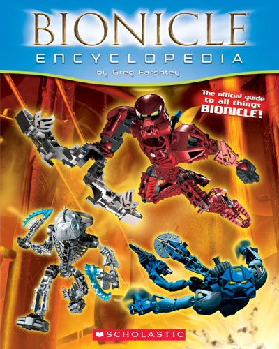 9780439745611: Bionicle Encyclopedia 1st Edition