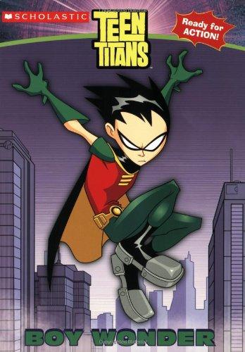 9780439745734: Teen Titans: Boy Wonder