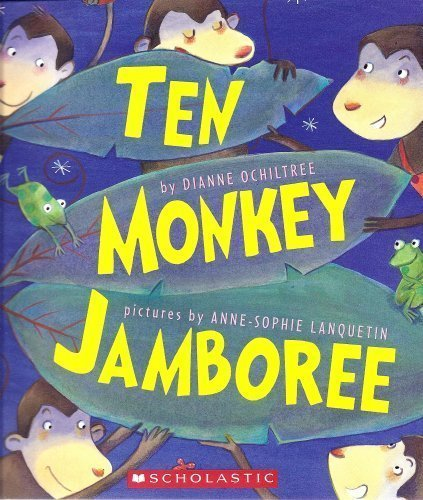 Ten Monkey Jamboree: Dianne Ochiltree