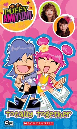 9780439746656: Hi Hi Puffy AmiYumi Totally Together (Tri-fold binder with pen) (Hi Hi Puffy Amiyumi)