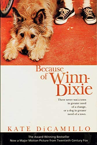 Because of Winn-Dixie: DiCamillo, Kate