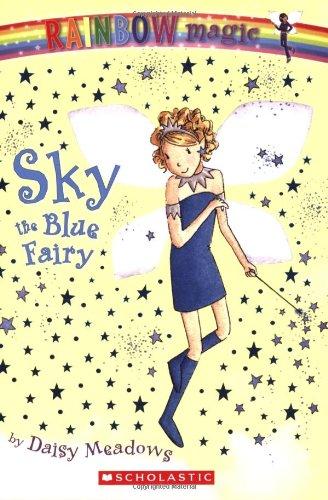 9780439746847: Sky: The Blue Fairy (Rainbow Magic: The Rainbow Fairies, No. 5)