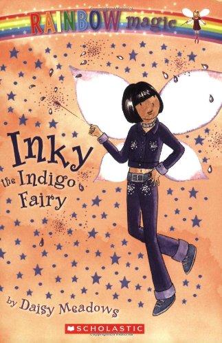 9780439746854: Inky: The Indigo Fairy (Rainbow Magic: The Rainbow Fairies, No. 6)