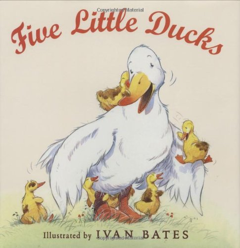9780439746939: Five Little Ducks