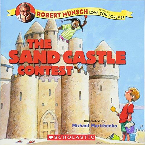 9780439748650: The Sand Castle Contest