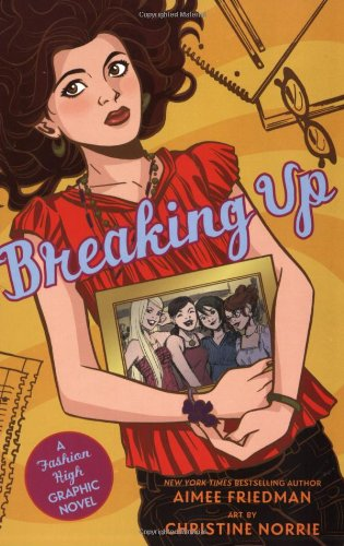 BREAKING UP : A Fashion High Graphic Nove.