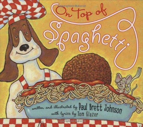 9780439749442: On Top Of Spaghetti