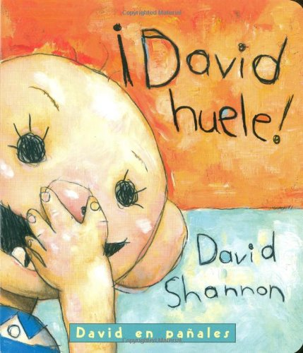 9780439755115: David Huele! (Diaper David/David En Panales (Spanish))