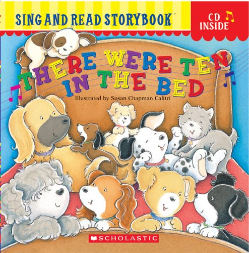 9780439755597: There Were Ten in the Bed (Sing and Read Storybook) (Book & CD)
