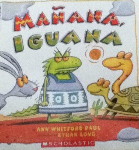 9780439756631: Manana , Iguana