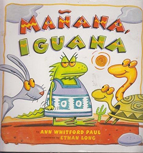 9780439757713: Manana Iguana