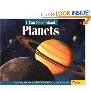 9780439757836: I Can Read About Planets