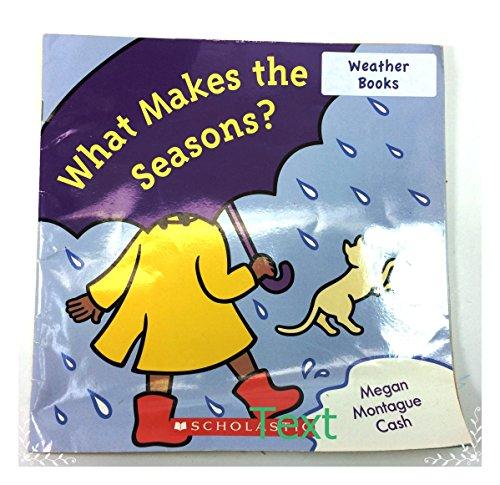 What Makes the Seasons: Megan Montague Cash