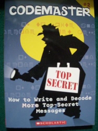 9780439761192: Codemaster, 2: Top Secret