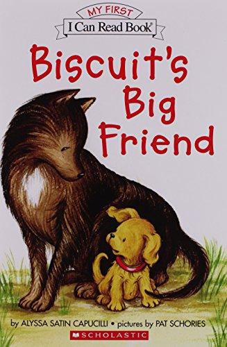 9780439762397: biscuits big friend