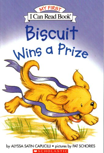 9780439762403: Biscuit Wins a Prize
