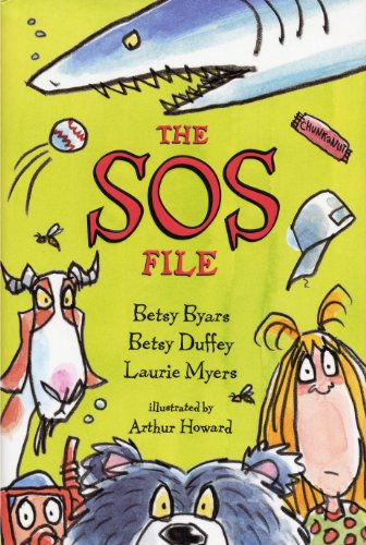The SOS File: Betsy Duffey, Laurie