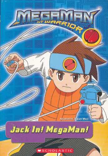 9780439768375: Title: Jack In MegaMan NT Warrior