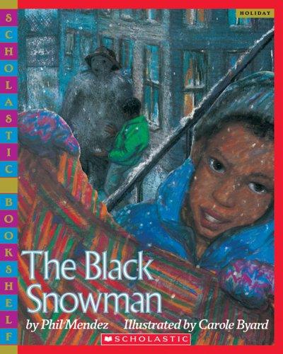 9780439769938 Black Snowman Scholastic Bookshelf
