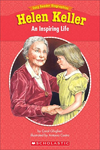 9780439774178: Helen Keller: An Inspiring Life (Easy Reader Biographies)