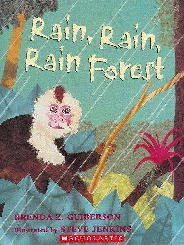 9780439774697: Rain, Rain, Rain Forest by Brenda Z. Guiberson (2005-05-03)