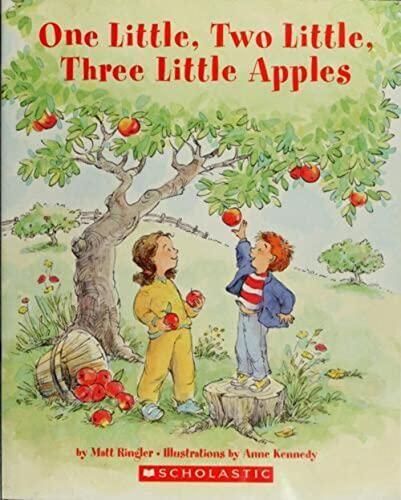 9780439775007: One Little, Two Little, Three Little Apples