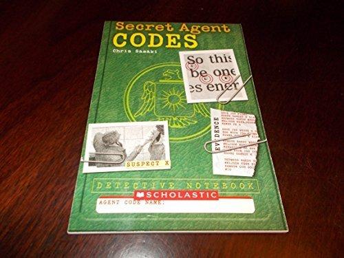 9780439775267: SECRET AGENT CODES: DETECTIVE NOTEBOOK
