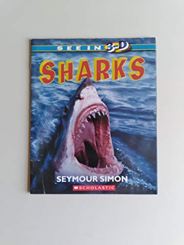 9780439776998: Sharks (See in 3-D) Edition: Reprint