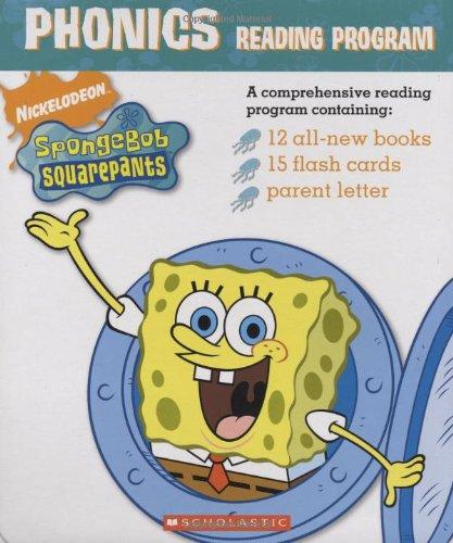 9780439779487: Spongebob Squarepants Phonics Box