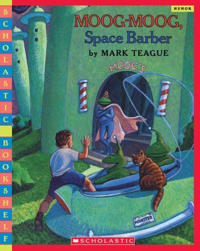 Moog-Moog, Space Barber: Teague, Mark