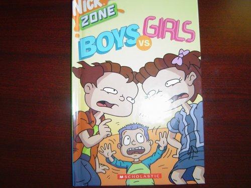 9780439782791: Boys vs. Girls