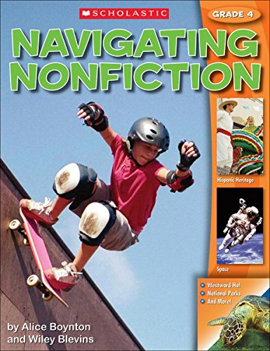 9780439782913: Navigating Nonfiction Grade 4 Student WorkText