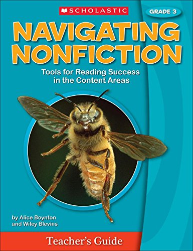 9780439782944: Navigating Nonfiction: Grade 3