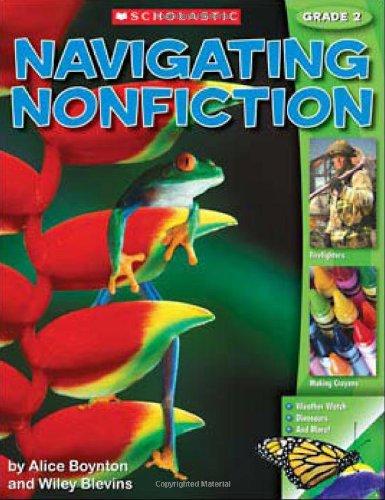Navigating Nonfiction Grade 2 Student WorkText: Blevins, Alice; Boynton, Alice